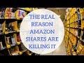The Real Reason Why Amazon Shares Are Killing It (AMZN Stock)