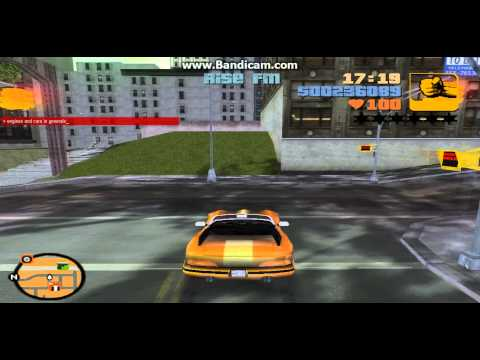 Grand theft auto III graphics altering for LU