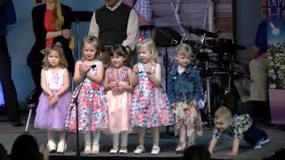 Children's Program Easter Sunday