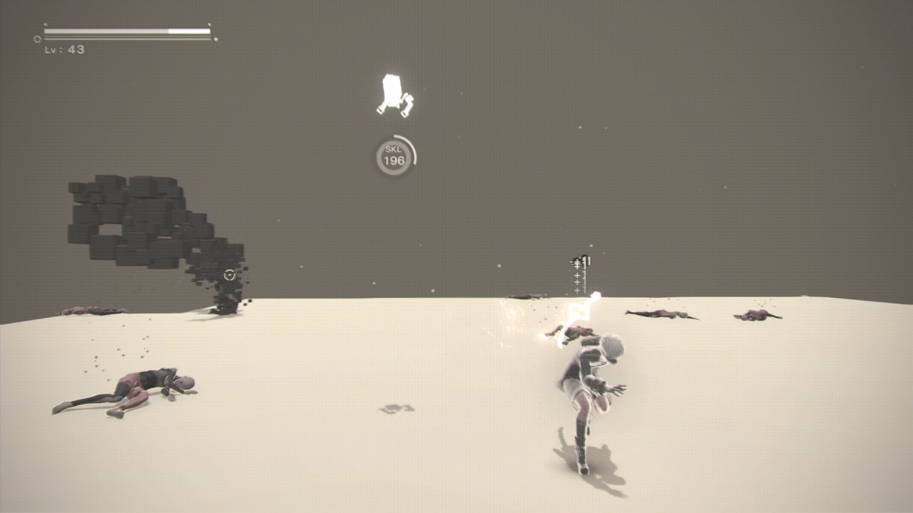 ニーア オートマタ ハッキング