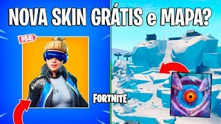 FORTNITE-SKIN e GRATIS PS4 ITEMS, SKINS BUG e MAP CHANGES!