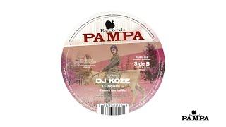 Dj Koze - La Duquesa (Efdemins Cose Cosi Mix) (Pampa018)