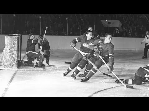 NHL Hockey Players Used to Work Normal Jobs In the Summer 1950s