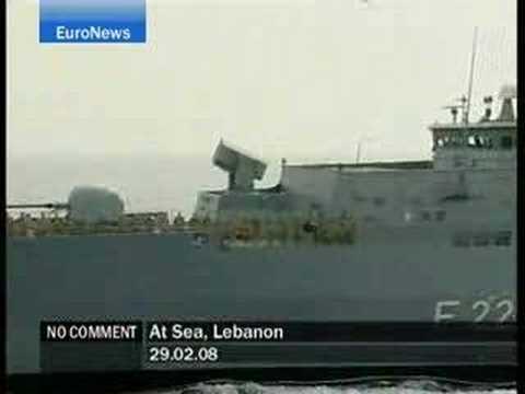 At Sea, Lebanon