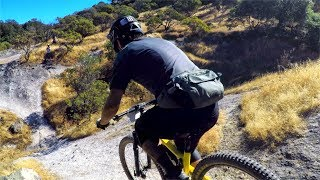 HARDCORE HOLY MOLY | Rockhopper Enduro 2017