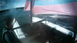 Mystere Catamaran Gopro Cam