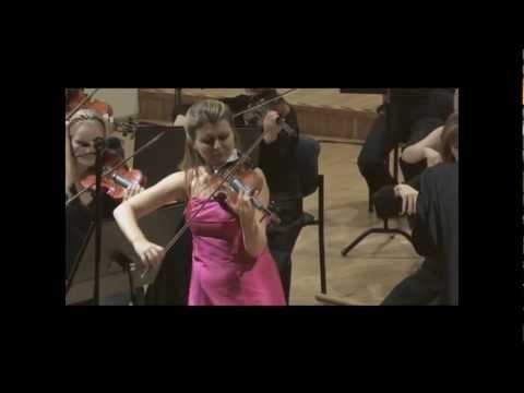 Natalia Lomeiko-Pyotr Ilyich Tchaikovsky/ violin concerto.Part 2.