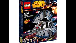 LEGO Star Wars 75044 Droid Tri-Fighter Images