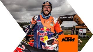 Rallye du Maroc Highlights - Toby Price crowned World Champion | KTM