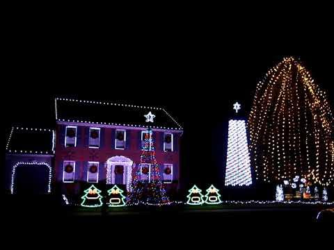 2018 Kurtz Christmas Lights - Christmas Vacation