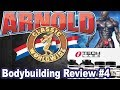 Arnold Classic Ohio 2019 Release, Shawn Rhoden neue Supplemente - Bodybuilding Review #4