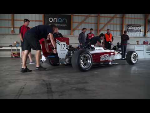 Mazda Road to Indy TV - USF2000 Tatuus USF-17 Debut