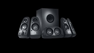 Logitech Z506 speaker unboxing, review, and comparison