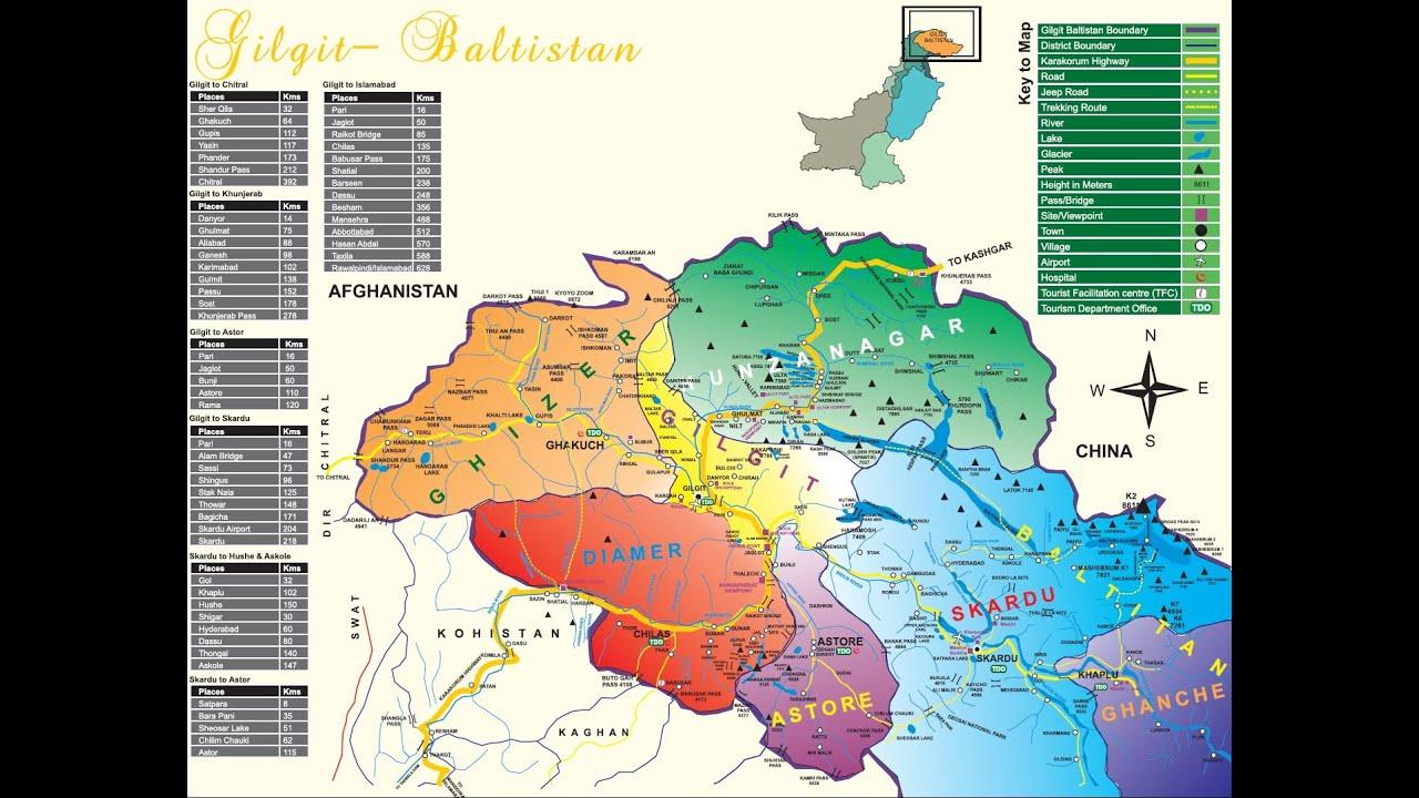 Pakistan Sold Gilgit Baltistan To China YouTube - Where is pakistan