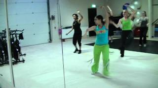 Frutta Fresca Flamenco Zumba by Miss Lory