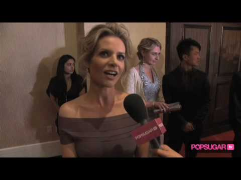 Jessalyn Gilsig Talks About The New Season of Glee