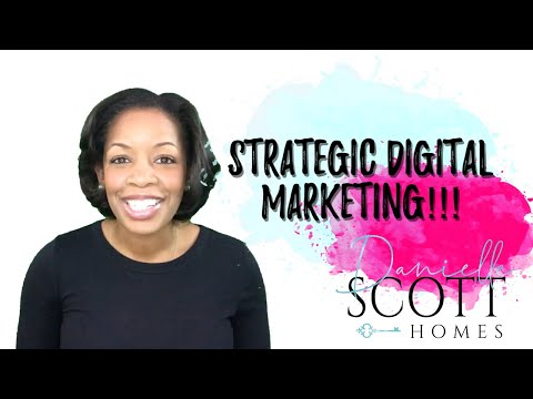 Using Digital Marketing to Sell Your Home!
