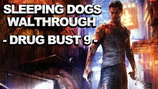 Sleeping Dogs - Drug Bust Side Mission 9 - Sun Yat Housing Complex