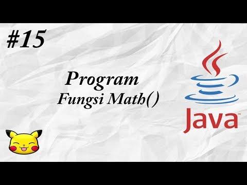Ayo Belajar Java (15) Fungsi Math (Sin, Cos, Tan, Pangkat & Akar)