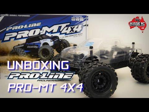 Unboxing: Proline Pro-MT 4x4