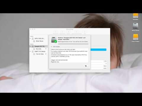 Format & Encrypt an External Drive For Mac OS X