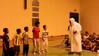 البرنامج الثقافي: لمن الكأس ( 2 ) في نادي مدرسة الحي بثانوية المستقبل