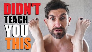 6 Things Daddy DIDN'T Teach You!