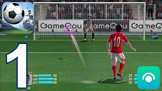 Video Soccer Shootout - Gameplay Walkthrough Part 1 (iOS, Android) download MP3, 3GP, MP4, WEBM, AVI, FLV Desember 2017