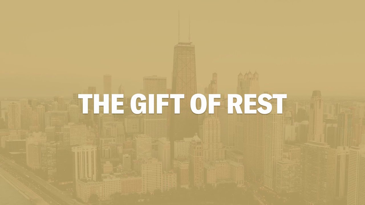 The Gift of Rest | Mother's Day 180 LIVE
