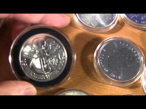 Protecting your Silver Coins with Air Tight Cases