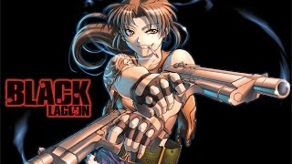 Black Lagoon Episode 12 in English (Guerrillas In The Jungle)