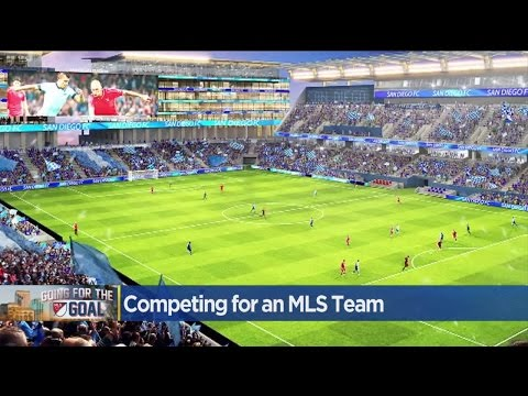 Deadline Nears For Next Round Of Major League Soccer Expansion