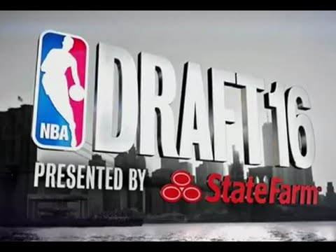2016 NBA Draft (Picks 1-60)