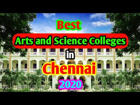 Best Arts and Science Colleges in Chennai/ Top10 / Loyola/Presidency/ GK / 2020