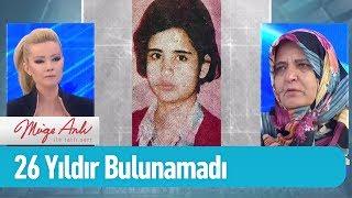26 Yıl önce kaybolan Zeliha Çolak'a ne oldu?  - Müge Anlı ile Tatlı Sert 19 Şubat 2019