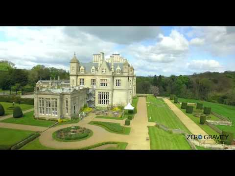 Stoke Rochford Hall | Weddings & Events Venue Trailer | Zero Gravity Pictures