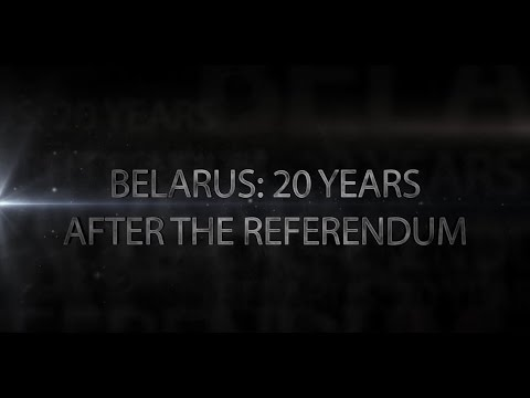 20 years ago Alexander Lukashenko held a referendum that transformed political system in Belarus