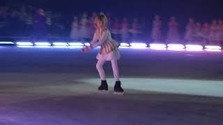 Пять акселей Александра Плющенко на поклоне Шоу Золушка Alexander Plushenko