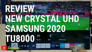 SAMUSUNG 50TU8000 LED TV 50 INCH UHD 4K SMART