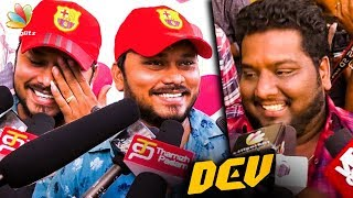 VJ Siddhu Hilarious Review on Dev | RJ Vigneshkanth | Karthi , Rakul Preet Singh
