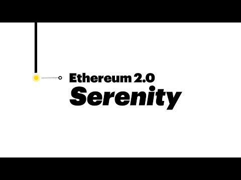 Ethereum (ETH) 2.0 Serenity PoS Upgrade: Details, Release Dates & Roadmap