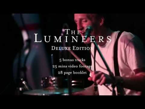"The Lumineers - Deluxe Edition - ""On The Road"" Trailer"