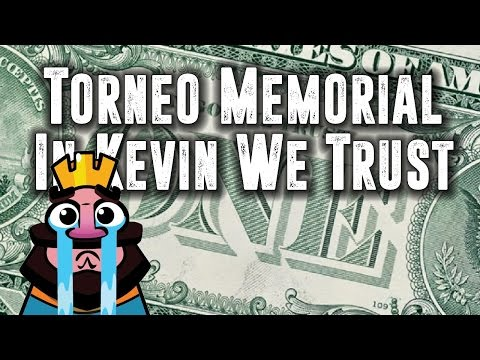 "Stand up! ""In Kevin We Trust"" Tournament! Respect! 