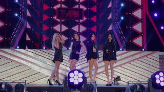 T-ara What's My Name + Tiamo + Lovey Dovey + Roly Poly @ Incheon Kpop Concert 2017