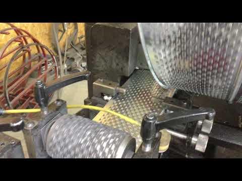 NAMCOR - Diamond Plate Rolls