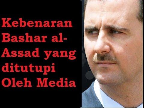 Kebenaran Bashar al-Assad yang ditutupi oleh Media