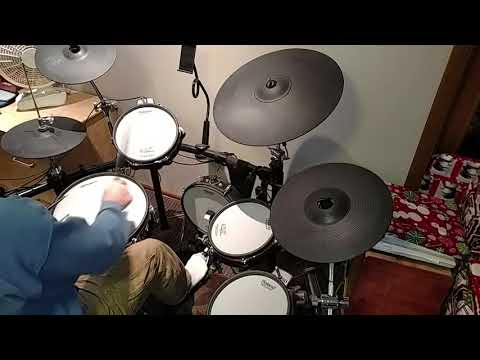 here's-my-heart---simple-drum-cover