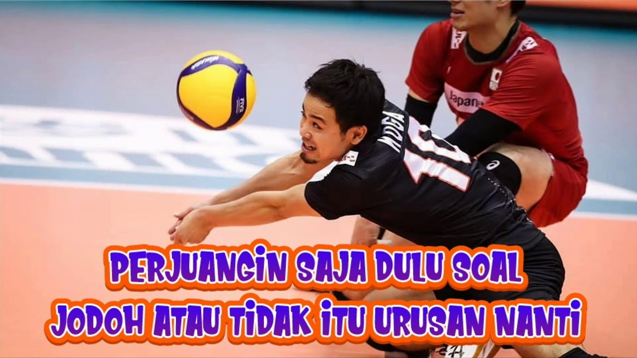 quotes kekinian kata kata anak volly ball