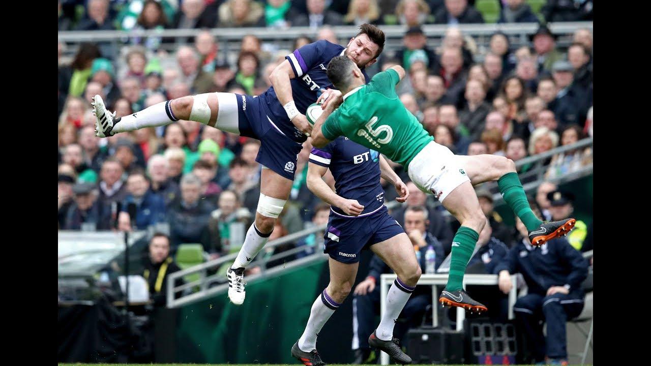 7bf616fdadf Short Highlights: Ireland v Scotland | NatWest 6 Nations. Guinness Six  Nations