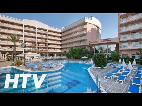 Apartamentos Dorada Palace En Salou